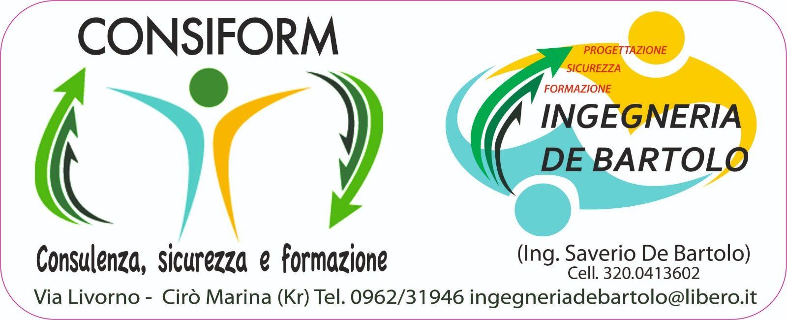 ConSiForm – Ingegneria De Bartolo
